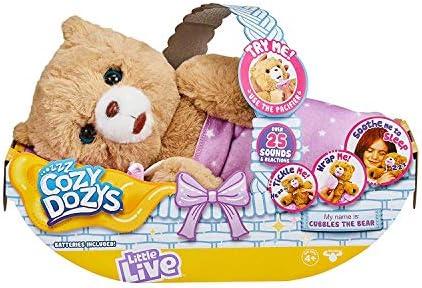 Little Live Pets Cozy Cubbles product image