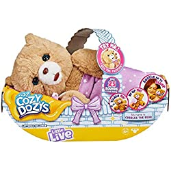 Little Live Pets Cozy Dozy Cubbles The Bear