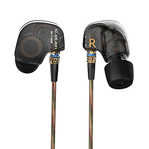 91 opinioni per Auricolari Cuffie,Ollivan KZ-ATE 3.5mm alta fedeltà In-Ear Stereo Headset,