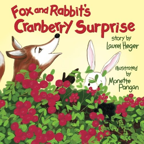 Fox and Rabbit's Cranberry Surprise
