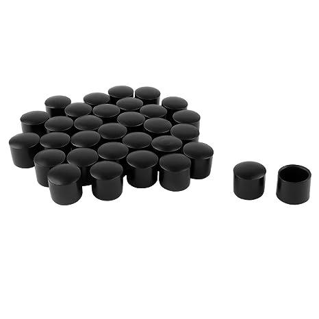 Amazon.com: Cubiertas de patas de PVC uxcell con 32 piezas ...