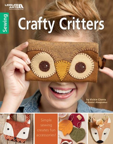 Crafty Critters - Crafty Critters | Leisure Arts (6644)