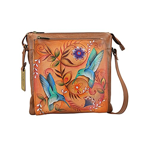 anuschka-hand-painted-multi-compartment-saddle-bag-flj-tan-flying-jewels-tan