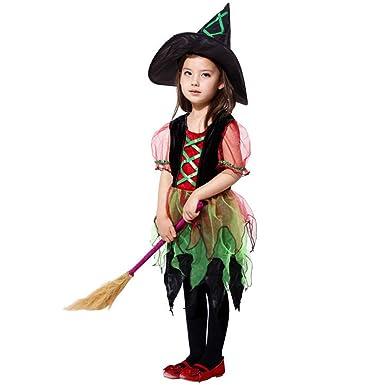 Longra☆☛☛❤❤Happy Halloween Niño niñas niñas Traje de ...