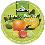 Waterbridge Candy Travel Tins, Citrus, 12 Count