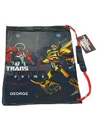 Transformers Personalised Swim Bag