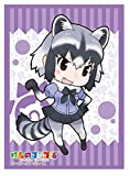 Kemono Friends Common Raccoon Trading Anime Character Card Game Sleeves Vol 1231