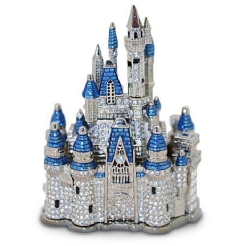 Walt Disney World Jeweled Cinderella Castle by Arribas Brothers-Swarovski Crystals (Cinderella Arribas Brothers compare prices)