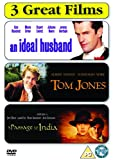 An Ideal Husband / Tom Jones / A Passage to India