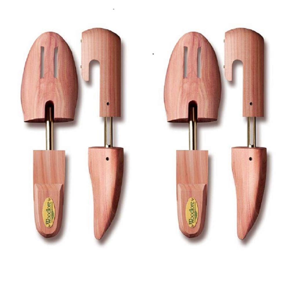 Allen Edmonds Woodlore Men's 2 Pair Full Cedar Shoe Trees Cedar Shoe Trees by Allen Edmonds
