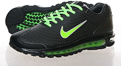 nike air max 2003 cheap white and green shoes