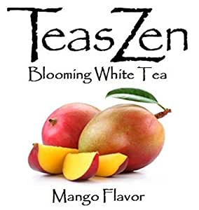 Blooming White Tea with Mango Flavor (Gift Bag)