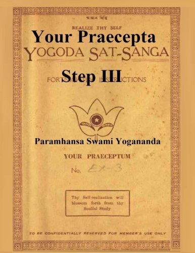 Download Your Praecepta: Step III PDF