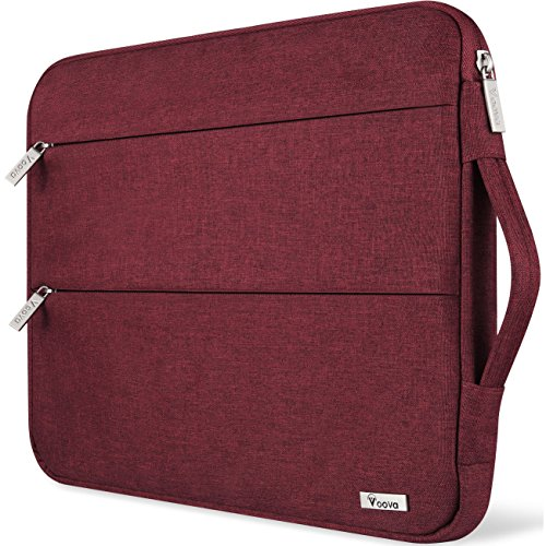 Voova Compatible with 11 11.6 12 inch Laptop Sleeve MacBook