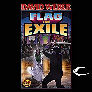 Flag in Exile Audiobook