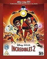 Incredibles 2 [3D Blu-ray + Blu-ray]