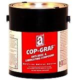 COP-GRAF 11030 Copper Graphite Anti-Seize Compound, 128 oz., Paste