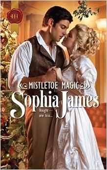 Book Mistletoe Magic