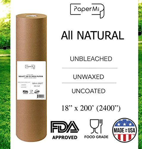 wall mount butcher paper - 5