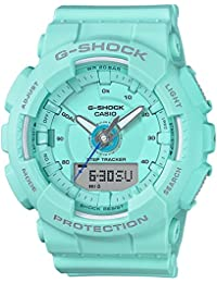 GMAS130-2A Blue Mint 49mm Resin G-Shock Unisex Watch