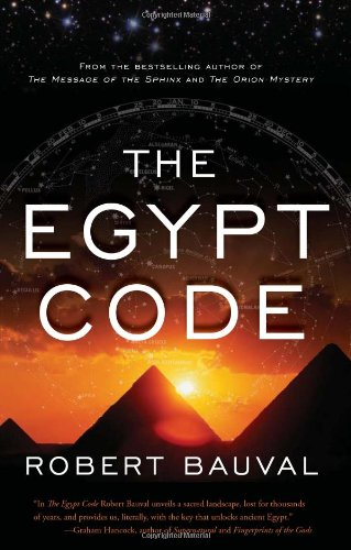 The egypt code robert bauval 9781934708491 amazon books fandeluxe Image collections