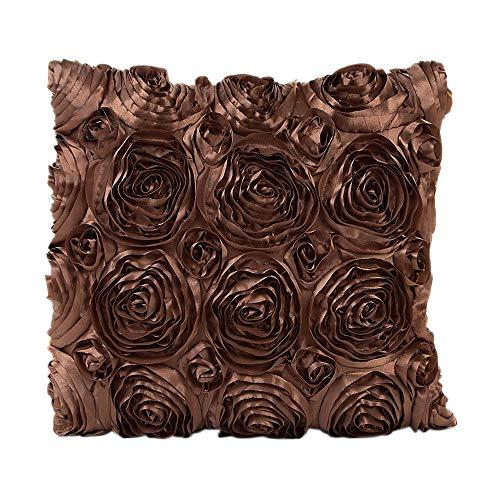 UROSA Pillow Sofa Waist Throw Cushion Cover Home Decor Cushion Cover Case 43X43cm