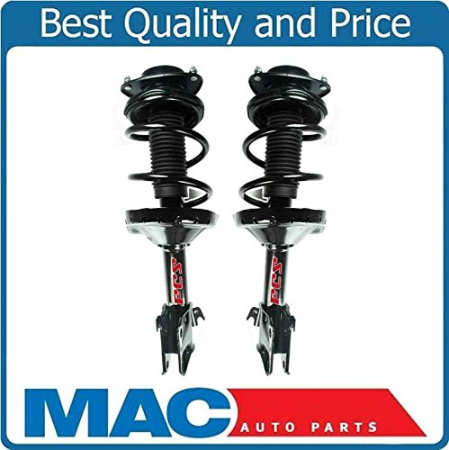 Subaru Forester All Wheel Drive - Front Complete Quick Loaded Coil Spring Strut Assemblies For Subaru 09-10 Forester All Wheel Drive Wagon