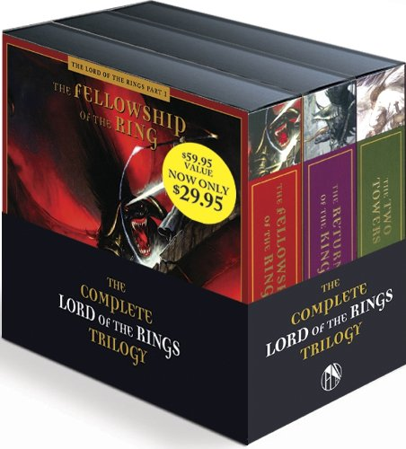 The Complete Lord of the Rings Trilogy by Brand: HighBridge Company