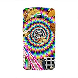 Cover It Up - Taco Catzilla Galaxy J7 Hard case