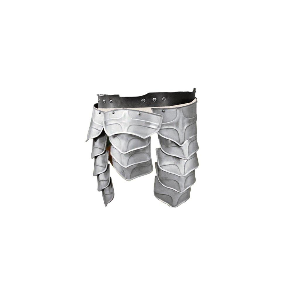 Armor Venue King Tasset Belt - Medium - Silver Armour