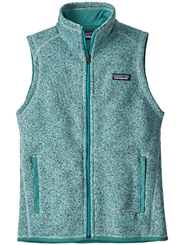 Better Patagonia Pour Green Polaire Distilled Sweater En Gilet Lite Femme 1BqBHw
