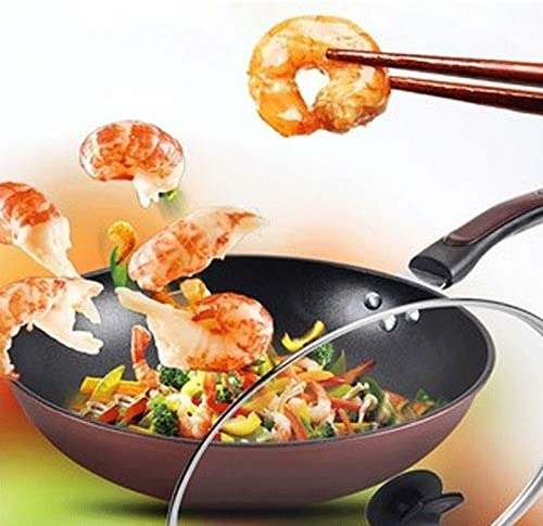 ZLDGYG Pot de fer, pot antiadhésif, Ménage Cuisinière à induction Pot, Pot spécial for Poêle au gaz, Pot avec couvercle
