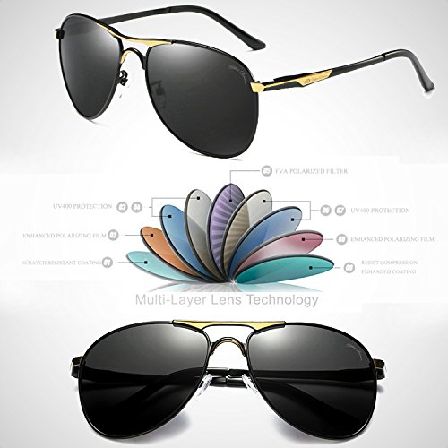 Frame para Gafas hombre Lens de Black Gold LKKLILY sol nwA6UYRq