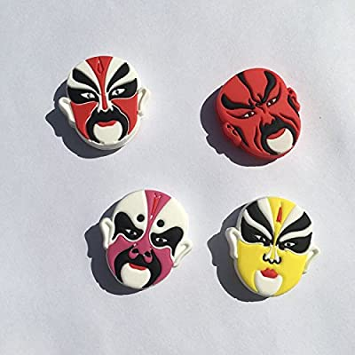 Peking Opera Tennis Vibration Dampeners Pack of 4