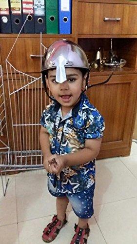 NAUTICALMART Mini Helmet Kids Norman Nasal Helmet Medieval Collectible