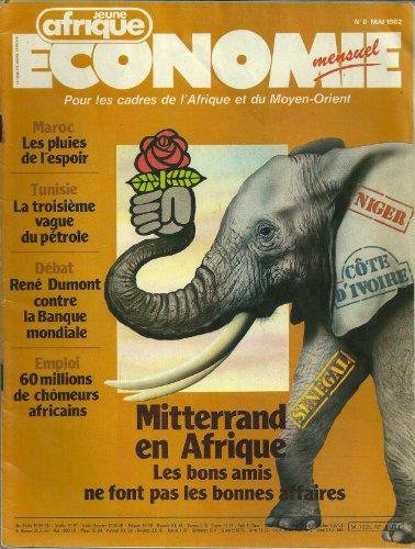 Jeune Afrique Economie, N°8 Mai 1982: Maroc, Les Pluies De L