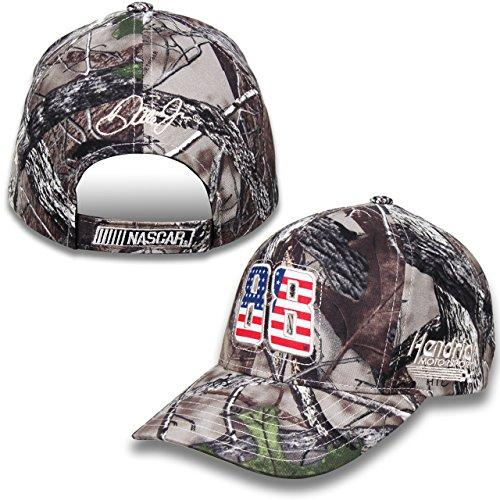 NASCAR Dale Earnhardt Jr #88 True Timber American Salute Hat