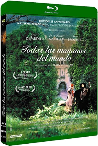 Todas Las Mañanas Del Mundo - Tous Les Matins Du Monde - Digitally HD Restored (Special Edition 25 Anniversary) [Non-usa Format: Pal -Import- Spain ]