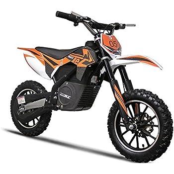 moto bike. moto tec 24v electric dirt bike 500w