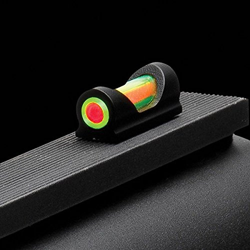 Truglo Fat Bead Dual-Color Fiber Optic Sight 2.6mm Green