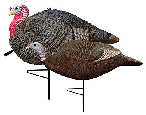 Primos 69064 Gobstopper Jake & Hen Decoy Combo