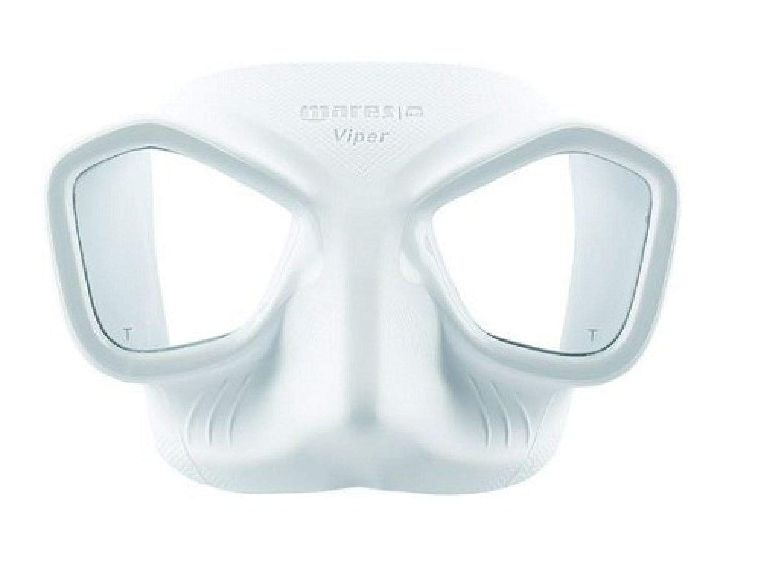 Mares Viper Scuba Mask - White by Mares