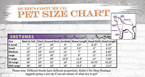 Rubie's Pet Costume, Large, Pirate Girl by Rubie's (Image #5)