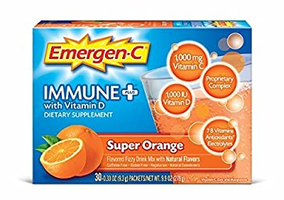 Emergen-C Immune+ products