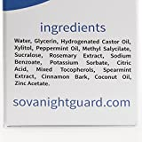 SOVA FRESH Mouth Guard Spray Cleaner and
