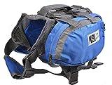 K9 Pursuits Trail-Blazer Dog Back Pack (Large)