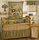Happy Tails 4-Piece Crib Bedding Set