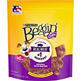 Purina Beggin' Strips Made in USA Facilities Dog T...