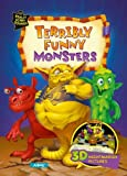 Terribly Funny Monsters, AZ Books Staff, 1618891332