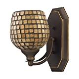 Elk Lighting Bath and Spa Vanity Light in Aged Bronze